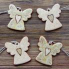 Ceramika i szkło romantyczne,aniołki,anioł,aniołek