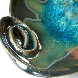 patera ceramiczna,unikat,misa,talerz - Ceramika i szkło - Wyposażenie wnętrz