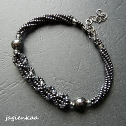 elegancka,delikatna,beading - Bransoletki - Biżuteria