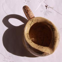 dzban,ceramika,natura,rękodzieło - Ceramika i szkło - Wyposażenie wnętrz
