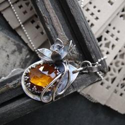 srebro,delikatne,kobiece,romantyczne,eleganckie - Wisiory - Biżuteria