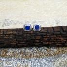 Kolczyki lapisowe kolczyki