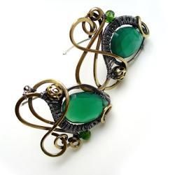 kolczyki,efektowne,misterne,wyraziste,lekkie - Kolczyki - Biżuteria