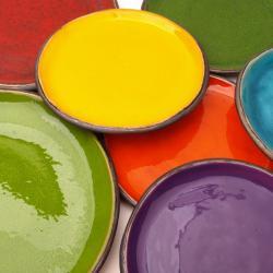 talerz,talerze,prezent,naczynia komplet naczyń - Ceramika i szkło - Wyposażenie wnętrz