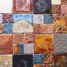 Ceramika i szkło dekory ceramiczne,kafle ręcznie robione,płytki