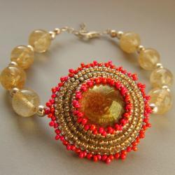 kolorowa,kobieca,kobieca - Bransoletki - Biżuteria