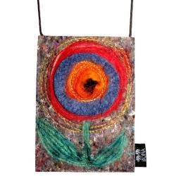 kwiat,filc,telefon,pokrowiec,torebka - Etui - Dodatki