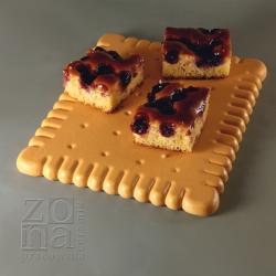 patera,ceramika użytkowa,dekoracja stołu,ciastko - Ceramika i szkło - Wyposażenie wnętrz