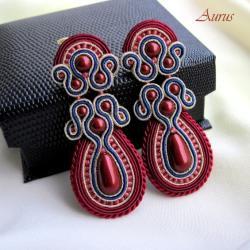 eleganckie,delikatne,kobiece - Kolczyki - Biżuteria