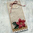 Kartki okolicznościowe poisencja,święta,życzenia,śnieg,gwiazdka