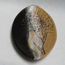 patera ceramiczna,patera,ceramika artystyczna - Ceramika i szkło - Wyposażenie wnętrz