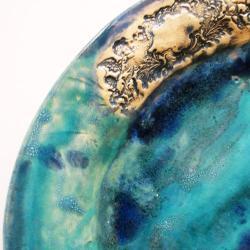 patera ceramiczna,naczynie,ceramika użytkowa - Ceramika i szkło - Wyposażenie wnętrz