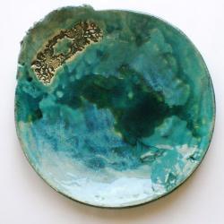 patera,naczynie ceramiczne,ceramika użytkowa - Ceramika i szkło - Wyposażenie wnętrz