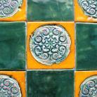 Ceramika i szkło dekory ceramiczna,kafle ręcznie robione,płytki