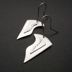 fiann,unikatowe kolczyki,anna fidecka - Kolczyki - Biżuteria