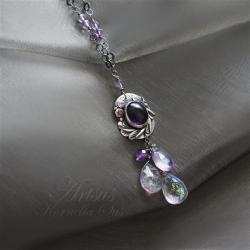 romantyczny,pastelowy,baśniowy,delikatny - Naszyjniki - Biżuteria