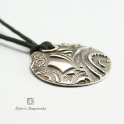 wisiorek ze srebra - Wisiory - Biżuteria