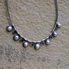 Naszyjniki kobiecy naszyjnik,perłowy