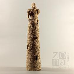 rzeźba,figurka,ceramika artystyczna,dekoracja, - Ceramika i szkło - Wyposażenie wnętrz