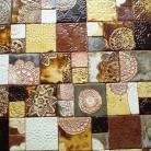 Ceramika i szkło kafle,dekory ręcznie robione,płytki