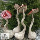Ceramika i szkło grzyby,las,leśny,ogród