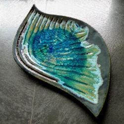 patera,talerz,ceramika unikatowa, - Ceramika i szkło - Wyposażenie wnętrz