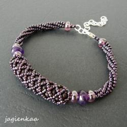 elegancki,unikalny,beading - Bransoletki - Biżuteria