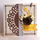 Kartki okolicznościowe kartka,kartka ślubna