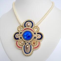 elegancki,klasyczny - Wisiory - Biżuteria
