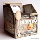 Inne pudełko,pudełko na przepisy,