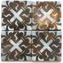 dekory ceramiczne,kafle gotyckie - Ceramika i szkło - Wyposażenie wnętrz