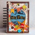 Notesy notes,notatnik,