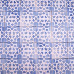 płytki ręcznie malowane,kafle ścienne dekory - Ceramika i szkło - Wyposażenie wnętrz