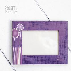 anamarko,ramka,kwiatulki,ramka na zdjęcie - Ramki - Wyposażenie wnętrz