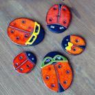 Magnesy na lodówkę biedronki,magnesy,biedronka,wesołe,ceramiczne