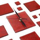Zegary szkany zegar designerski Shabby Chic prezent art