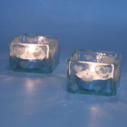 świecznik oryginalny prezent design glamour - Świeczniki - Wyposażenie wnętrz