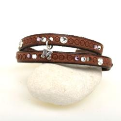 bransoletka,literka - Bransoletki - Biżuteria