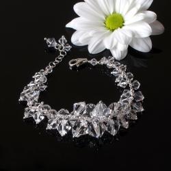 bogata bransoletka nie tylko na ślub - Bransoletki - Biżuteria