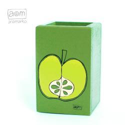 magnes,magnesy,liście,anamarko - Pudełka - Wyposażenie wnętrz