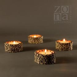 lampiony,świeczniki,dekoracja stołu,prezent - Ceramika i szkło - Wyposażenie wnętrz
