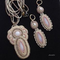 na szyję,na uszy,na prezent - Komplety - Biżuteria