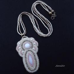 na szyję,na prezent,na ślub - Naszyjniki - Biżuteria