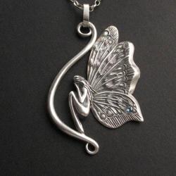 unikatowy wisior,fiann,anna fidecka - Wisiory - Biżuteria