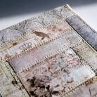 Notesy kalendarz książkowy 2013,patchwork,romantyczny