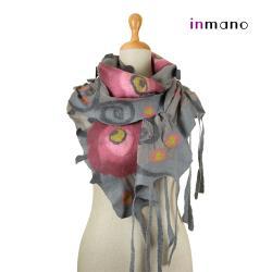 szal,jedwab,wełna,filc,etola,sukienka,sweter - Inne - Dodatki