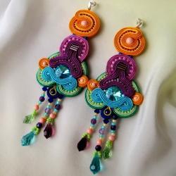 ekskluzywne,delikatne,eleganckie - Kolczyki - Biżuteria