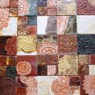 Ceramika i szkło kafle ręcznie robione,płytki ścienne,kafelki,