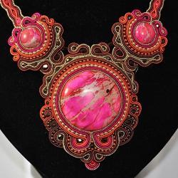 elegancki,modny,oryginalny,niepowtarzalny - Naszyjniki - Biżuteria