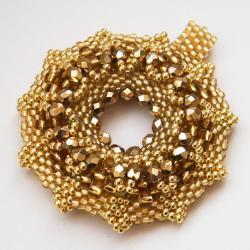wisior,elegancki,bogaty,beading - Wisiory - Biżuteria